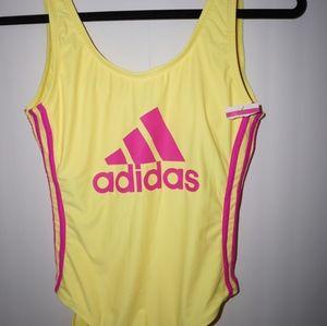 Adidas one piece swim suit